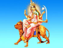 नवरात्रको छैटौँ दिन आज कात्यायनीको पूजा आराधना गरिँदै
