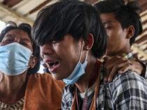 म्यानमारमा जारी हिंसामा ४३ बालबालिकाको मृत्यु