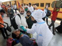 भारतमा थप ९७ हजार सङ्क्रमित